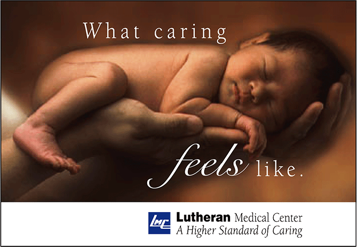 Lutheran Medical Center Ad Concept
