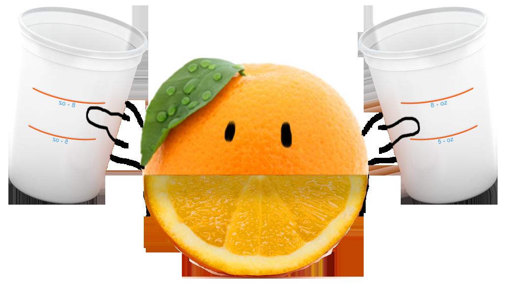 Prepopik Orange Character Concept