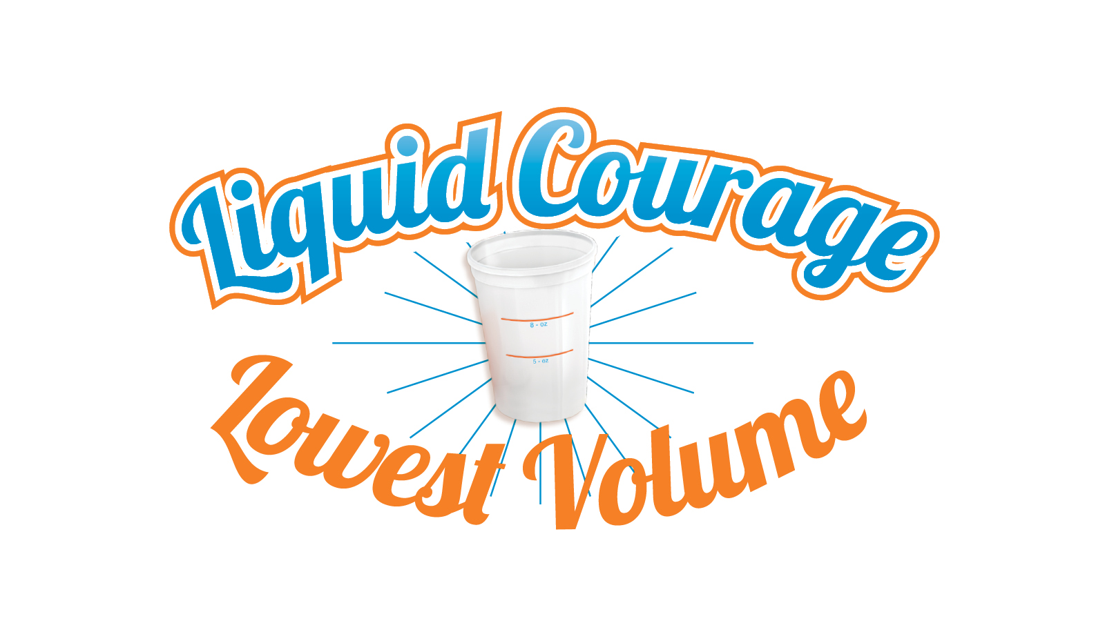 Liquid Courage Logo Concept