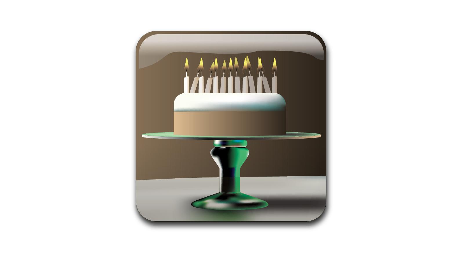 Sustiva Cake Icon Concept