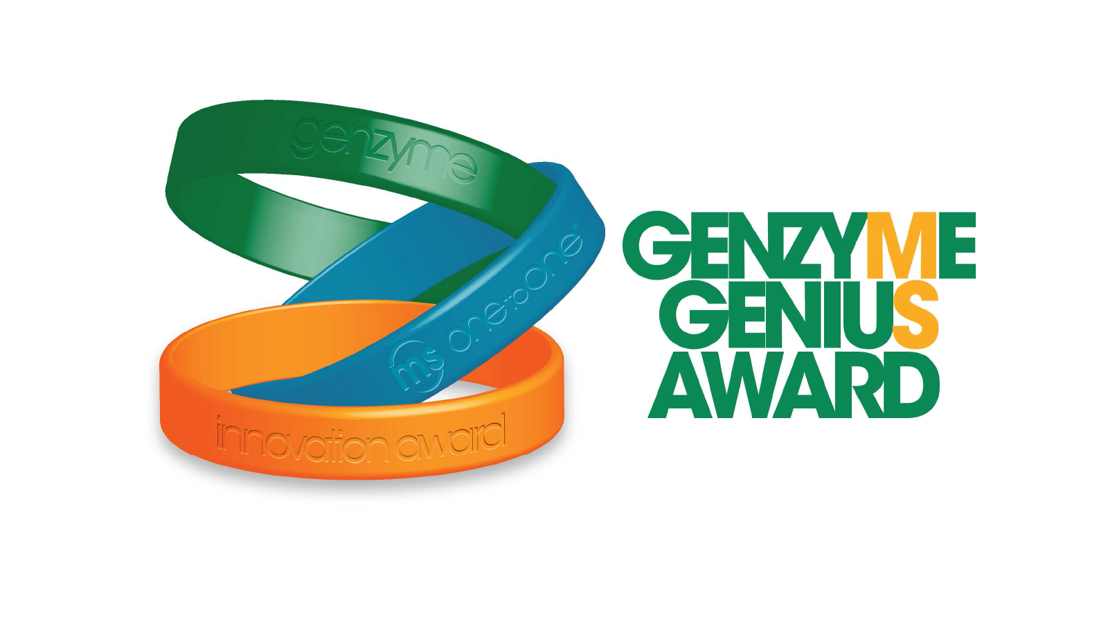 Genzyme Genius Award Bracelets Concept
