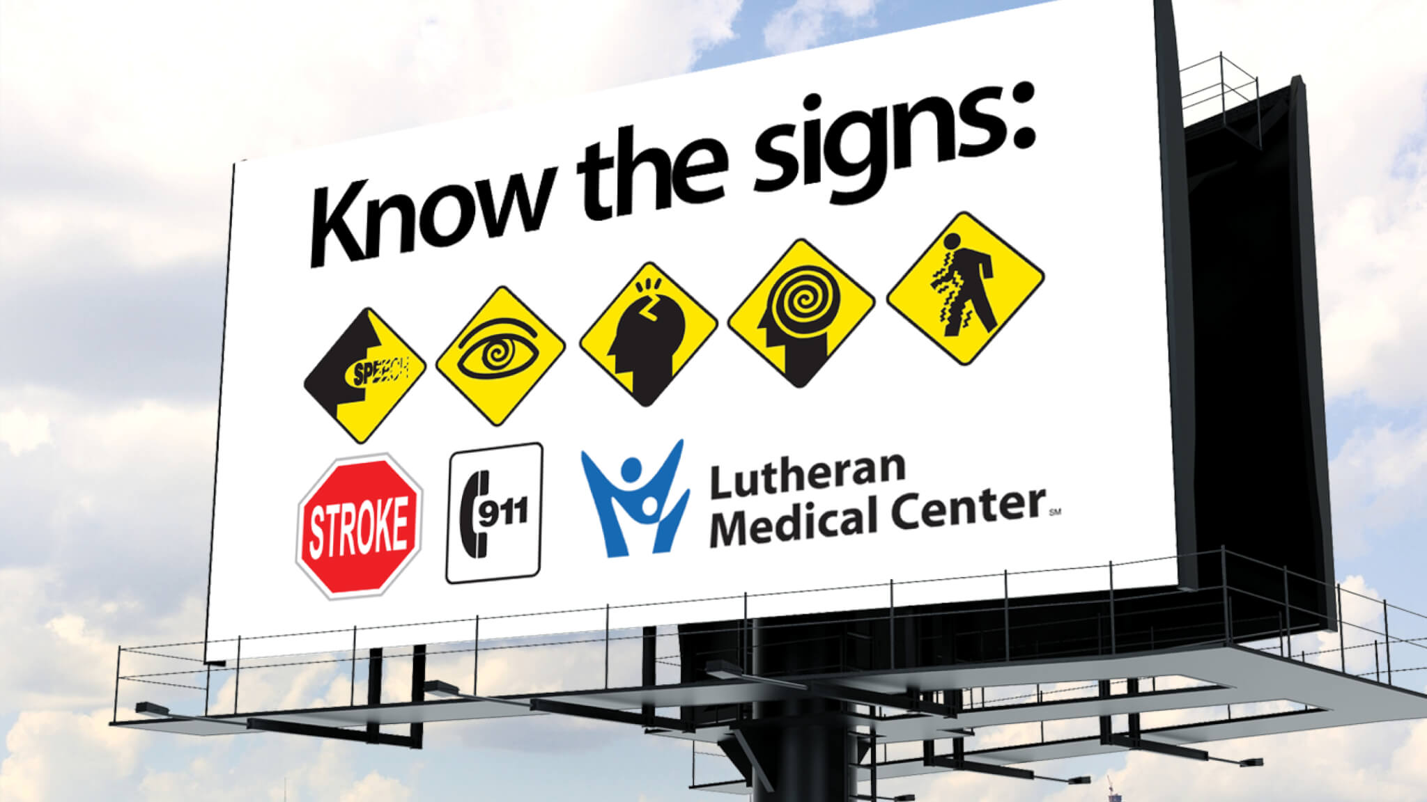 LHC Stroke Signs Icons