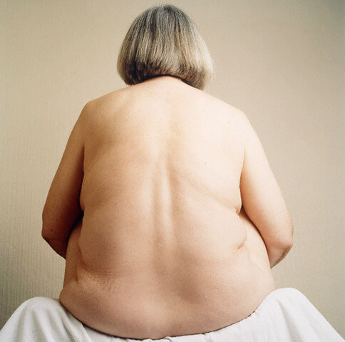 Naked Woman --- Image by © Red James/zefa/Corbis