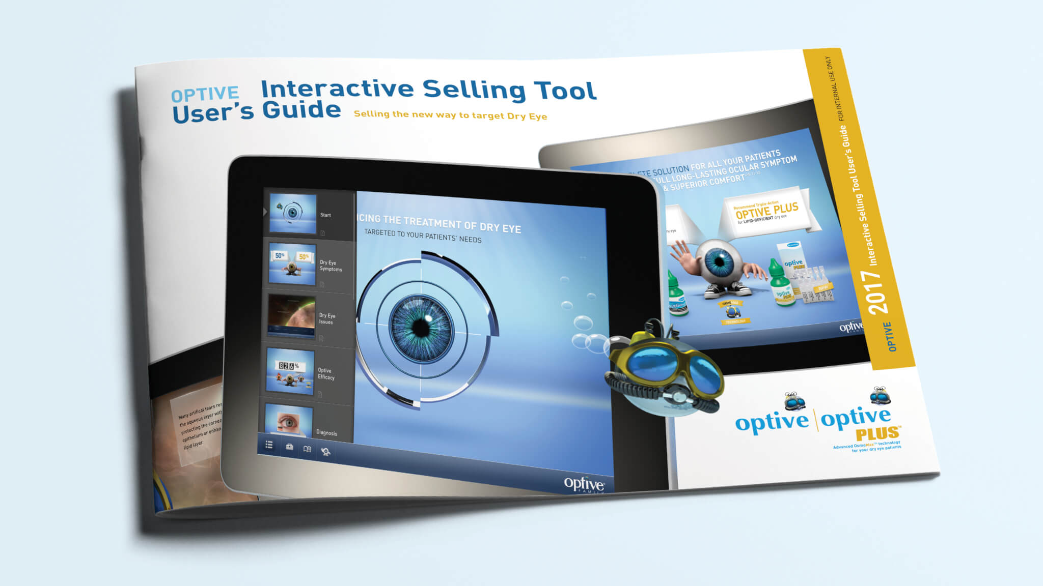 Optive Interactive Selling Tool User's Guide